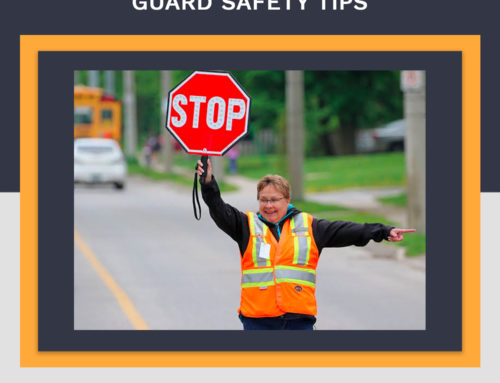 California Crossing Guard Safety Tips