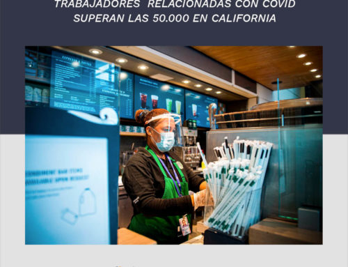 Covid-related Workers' Compensation Claims Top 50,000 in CA