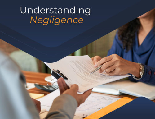 A deeper look at the term 'negligence.'